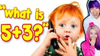 The FUNNIEST Cute Kids Who Called 911!