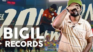 Official: Bigil Trailer Views and Likes Record In 24 Hours -Bigil Trailer VFX Issue|Enowaytion Plus