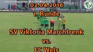 U14: Viktoria Marchtrenk - FC Wels