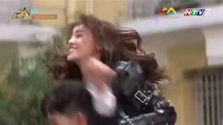 Cặp đôi anh em Jun Phạm & Lan Ngọc - Những khoảnh khắc đáng yêu trong và sau Chạy đi chờ chi