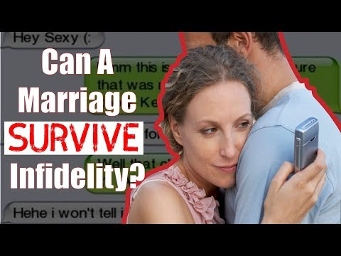Can A Marriage Survive Infidelity? Here's What You Need To Know