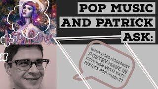 Patrick Milian Talks Katy Perry, Rhythm, Operas, Libretto, and Poetry!