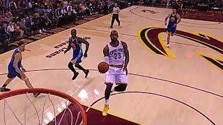 NBA Self Alley-Oops