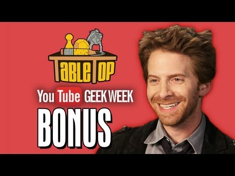 Seth Green Extended Interview from Star Wars: X-Wing - TableTop ...