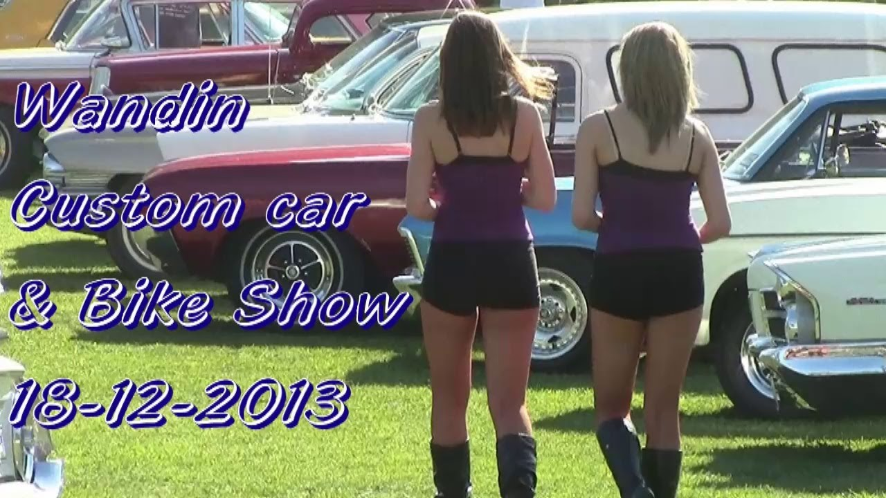 Wandin custom car and bike show 18-12-2013