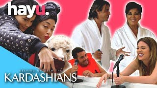 The Best Of Friendship 😁| Keeping Up With The Kardashians