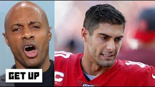 "Jay Williams ""heated"" San Francisco 49ers def. New York Jets 31-13; Jimmy G, Bosa, Mostert injuries"