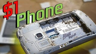 The Cheapest Phone on Ebay...