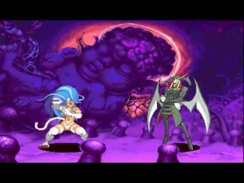 Arcade Longplay [778] Vampire Savior 2: The Lord of Vampire