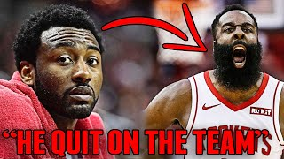 James Harden Just Made The BIGGEST MISTAKE of his NBA Career (FT. John Wall)