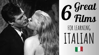 Six Great Films for Learning Italian