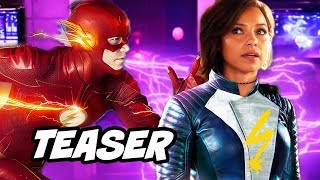 The Flash Season 5 Teaser Scenes Explained - TOP 10 Predictions