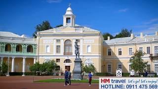 Hành trình khám phá nước Nga: Moscow - Sankt-Peterburg 9 ngày 8 đêm