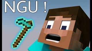 5 Điều Mà 1 Thằng Noob Thường Làm Trong Minecraft