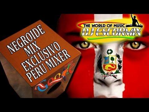 LANDO MIX - EN HONOR A PEPE VASQUEZ (DJ ESCORMIX)