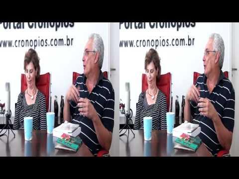 Videocast com Lúcia Rosa e Carlos Pessoa Rosa