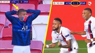 10 Times Neymar Jr Saved PSG Alone