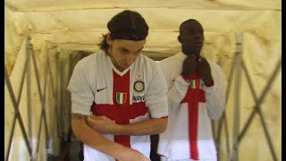 Balotelli & Ibrahimovic Show for Inter 7/03/2009
