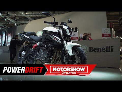 2020 Benelli TNT 600 : Loud and heavy : EICMA 2019