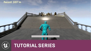 Endless Runner: Overview & Player Control | 01 | v4.7 Tutorial Series | Unreal Engine