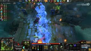 Game 1 - MVP Phoenix vs XctN - The International 4 - SEA Qualifiers