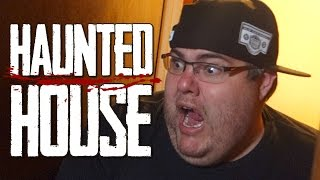 DOUG'S HOUSE IS HAUNTED!!