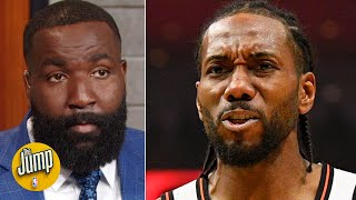 NBA load management is disrespectful to former NBA players - Kendrick Perkins | The Jump