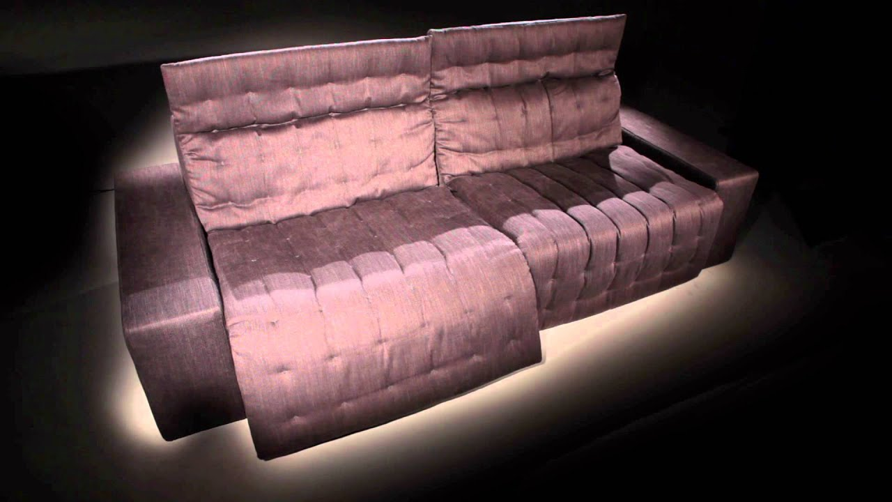 canap modulable interview by roche bobois youtube. Black Bedroom Furniture Sets. Home Design Ideas