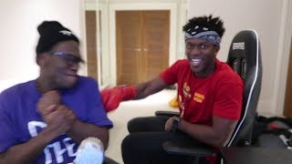 FORTNITE WITH KSI