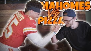 I PUT PATRICK MAHOMES THROUGH THE MOST BRUTAL TEST HE'S EVER BEEN THROUGH!!