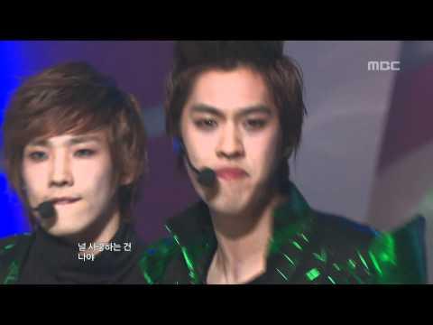 MBLAQ - Oh Yeah, 엠블랙 - 오 예, Music Core 20091121