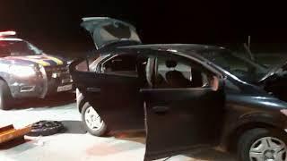 Veículo clonado é recuperado pela PRF na BR-392, em Rio Grande