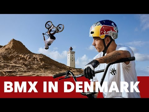 BMX Riding Denmarks Best Places To Visit - with Kriss Kyle