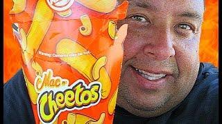 BURGER KING® Mac n' Cheetos REVIEW!