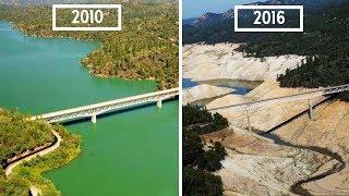 10 صور صـادمـة التقطتها quot وكالة ناسا quot تظهر التغيرات على سطح الأرض ...