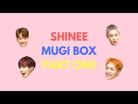 [ENG SUB] SHINEE MUGI BOX | PT. ONE - 180528