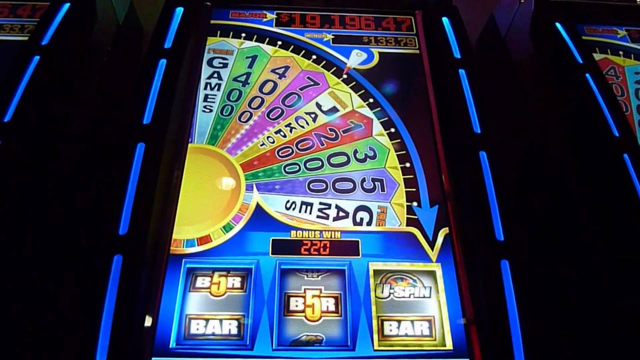 U Spin Slot Machine Online