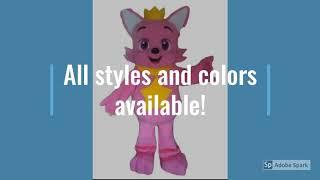 Adult Baby Shark Mascot Costume Rentals! 888 501 4FUN https://funfactoryparties.com/