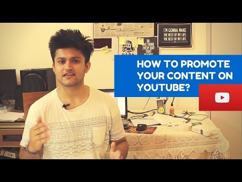 How to Promote your Content on YouTube