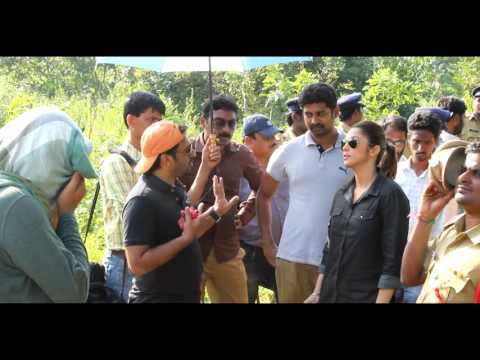 Keshava-Movie-Making---Ritu-Varma---Isha-Koppikar