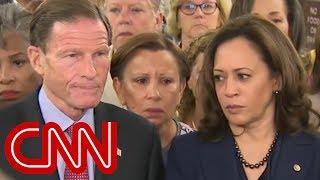 Democrats walk out of Senate Judiciary Committee meeting