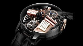 12 WATCHES that was MADE ONLY FOR MILLIONAIRES