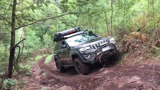 Wk2 Grand Cherokee Off road