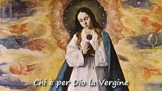 Chi è per Dio la Vergine - omelia di p. Pablo Martin Sanguiao, 08.12.2018