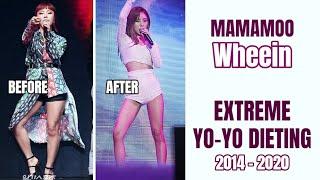 MAMAMOO Wheein Yo-yo Dieting 2014 - 2020