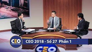 CEO 2018 - DOANH NGHIỆP 4.0 - Trận 27 Quản trị rủi ro CNTT (Phần 1) CEO NGUYỄN VĂN NGOAN