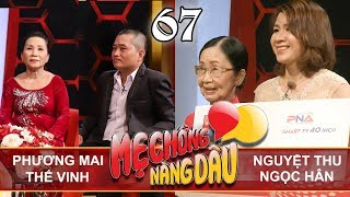 MOTHER&DAUGHTER-IN-LAW| EP 67 UNCUT| Phuong Mai - The Vinh | Nguyet Thu - Ngoc Han| 230618 💛