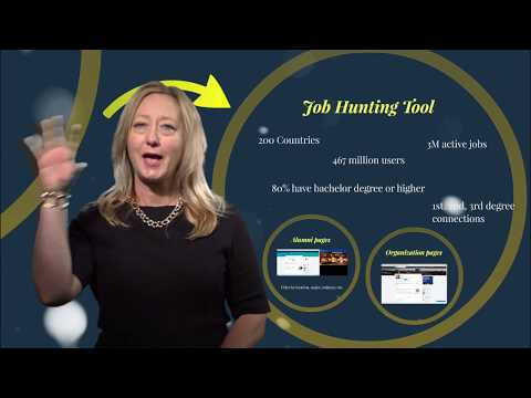 CBU OPS Career Center: LinkedIn A Job Hunting Tool