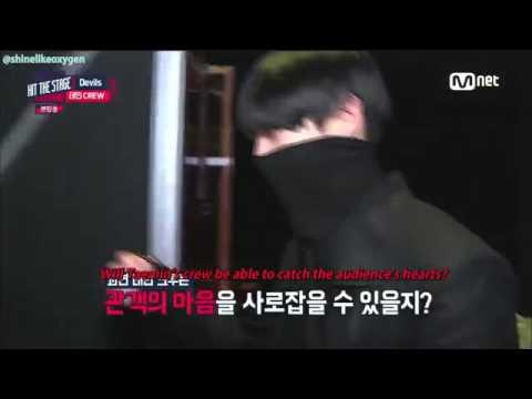 HIT THE STAGE - Taemin SHINee cut part 2/3 (engsub)