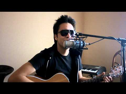 Ke$ha - TiK ToK (Andres Romero Acoustic Cover) Music Video